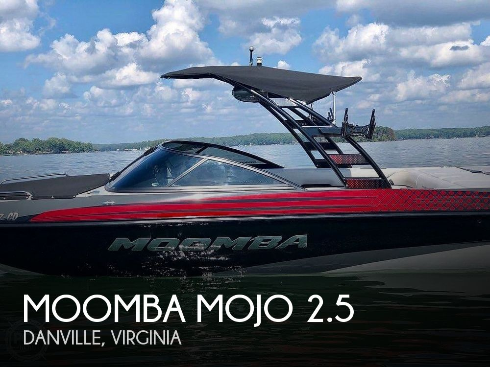 Used Boats For Sale in Roanoke, Virginia by owner | 2012 Moomba Mojo 2.5