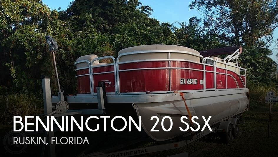Used Bennington Pontoon Boats For Sale in Florida by owner | 2016 Bennington SSX20