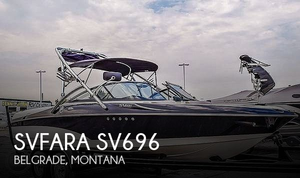 Used Boats For Sale in Montana by owner | 2005 Svfara Sv696