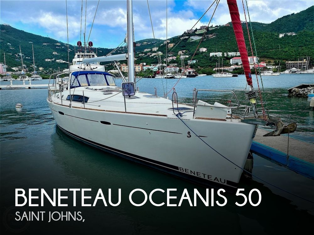 2011 Beneteau boat for sale, model of the boat is Oceanis 50 & Image # 1 of 41