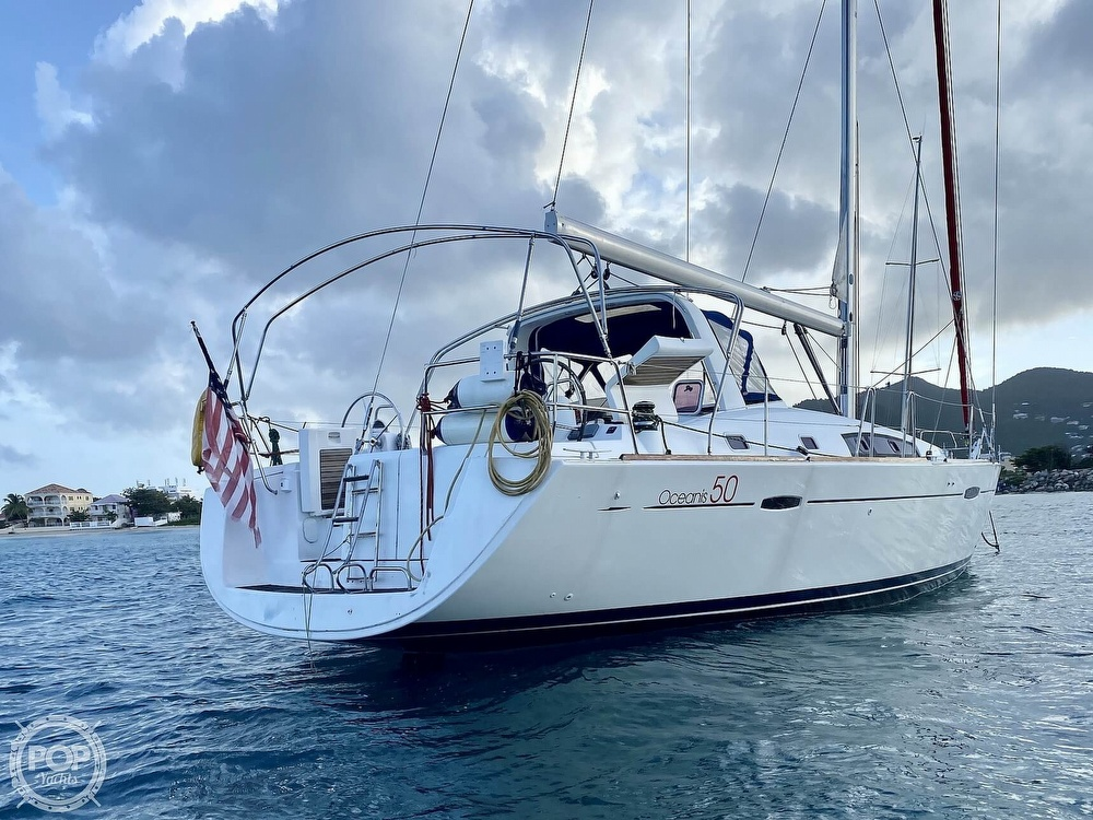 2011 Beneteau boat for sale, model of the boat is Oceanis 50 & Image # 6 of 41