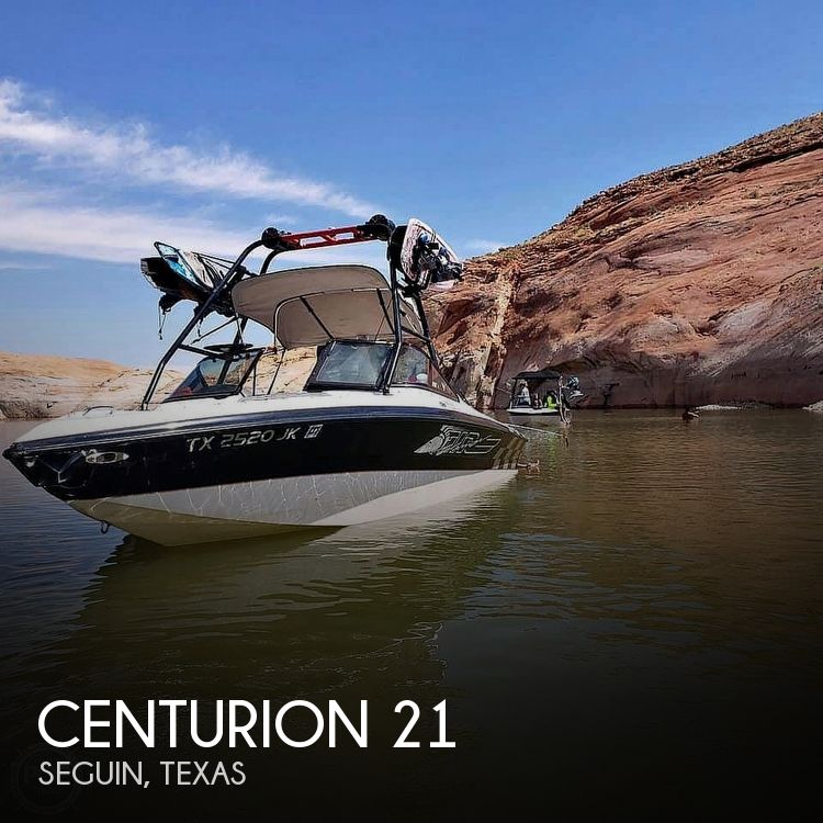 Used Centurion 21 Boats For Sale in Texas by owner   2000 Centurion 21