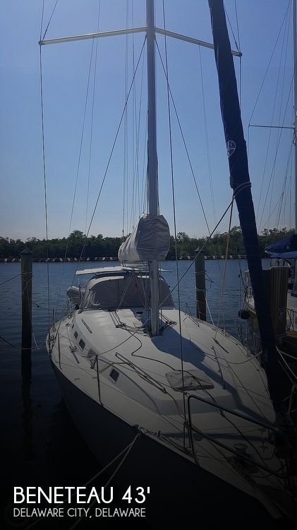 Used Boats For Sale in Lancaster, Pennsylvania by owner | 2006 Beneteau Cyclades 43.3