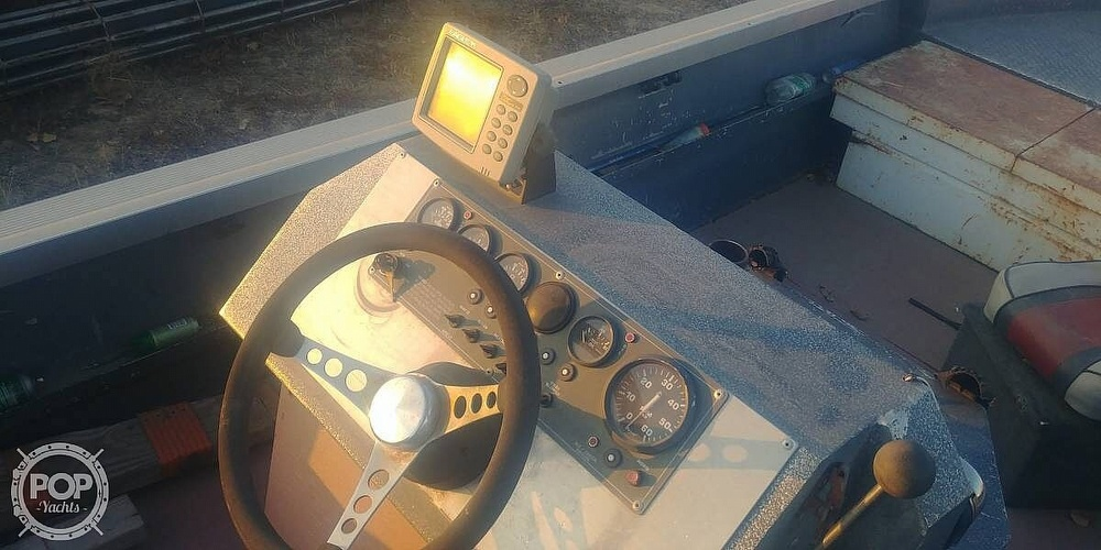 1989 Duckworth boat for sale, model of the boat is 19 Angler & Image # 4 of 8