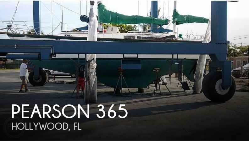 Used Tillotson   Pearson 365 Boats For Sale by owner | 1977 Pearson 365