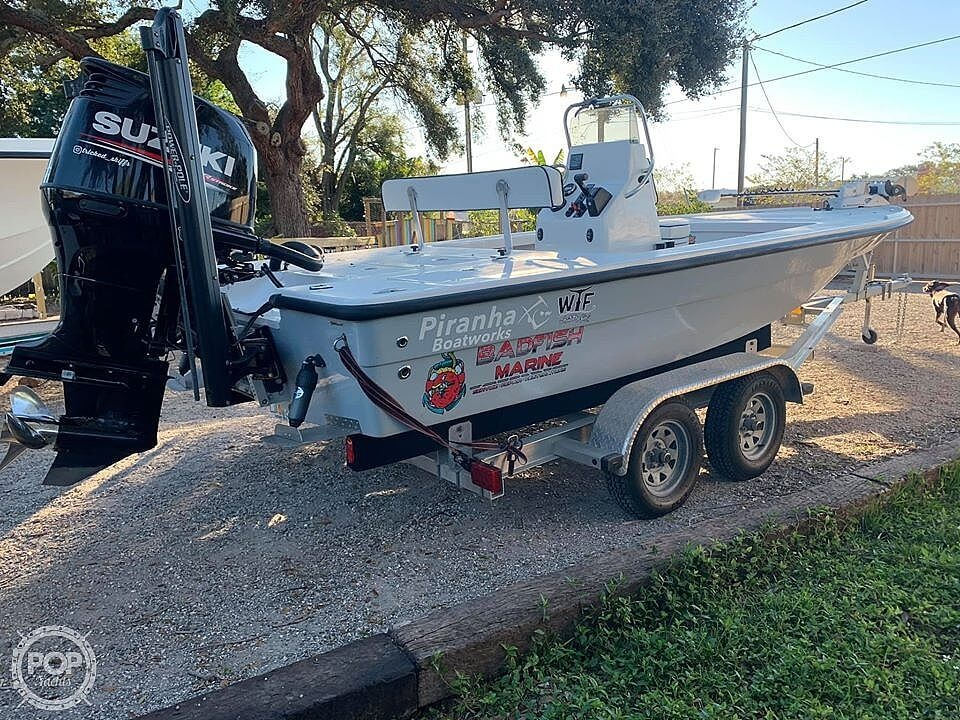 2019 Piranha boat for sale, model of the boat is Alem F2000 & Image # 2 of 41