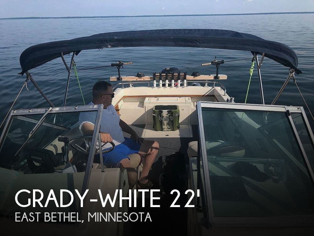 Used Grady-White Boats For Sale in Minnesota by owner | 1984 Grady-White 223 TOURNAMENT