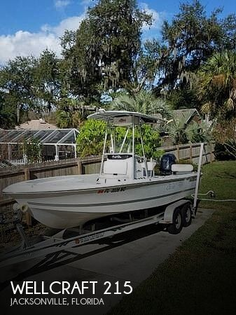 Used Wellcraft 21 Boats For Sale by owner | 2006 Wellcraft 215
