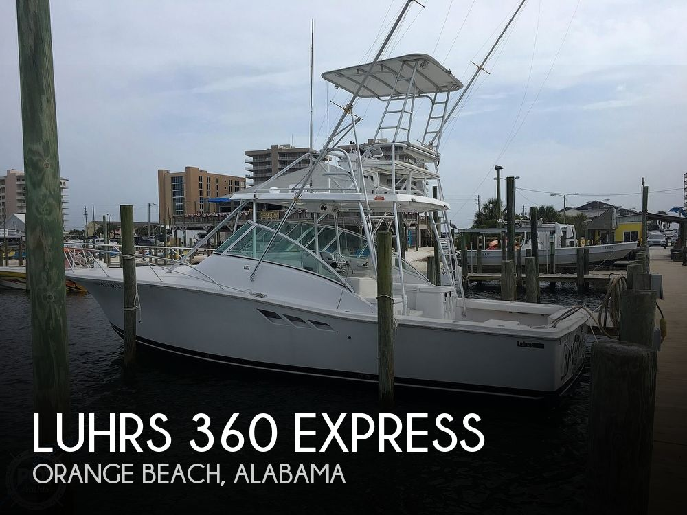 Used Luhrs Boats For Sale by owner | 1999 Luhrs 36