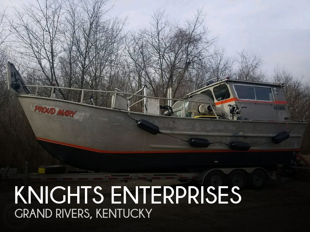 1983 Knights Enterprises boat for sale, model of the boat is 32 & Image # 1 of 15