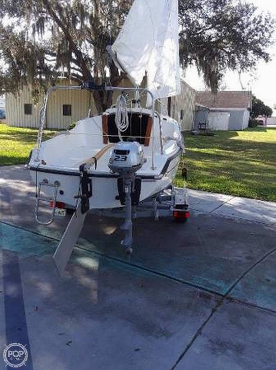2016 Com-Pac boat for sale, model of the boat is Legacy 17 & Image # 17 of 41