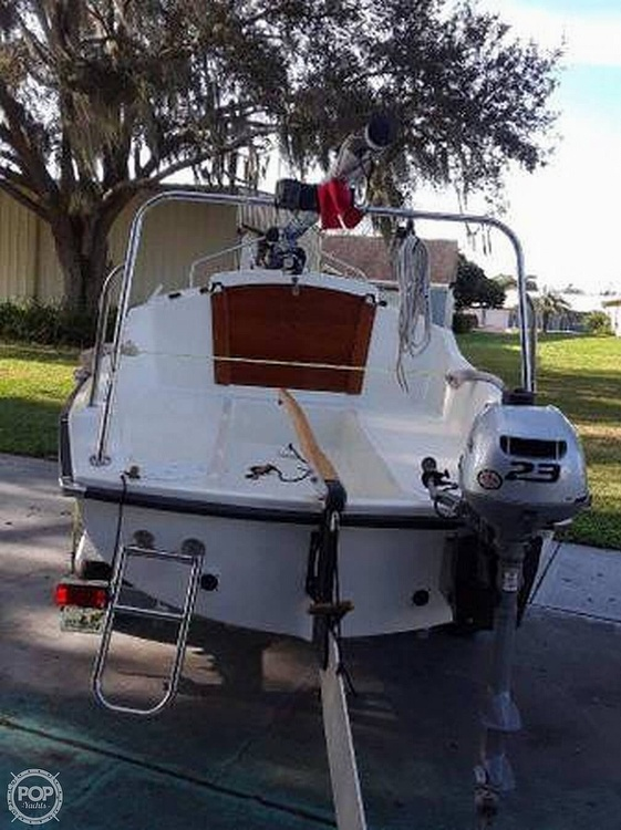 2016 Com-Pac boat for sale, model of the boat is Legacy 17 & Image # 18 of 41