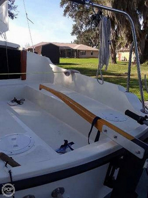 2016 Com-Pac boat for sale, model of the boat is Legacy 17 & Image # 21 of 41