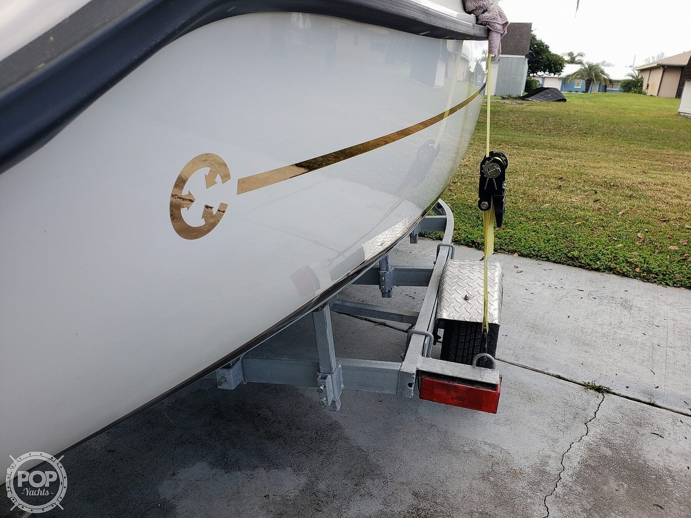 2016 Com-Pac boat for sale, model of the boat is Legacy 17 & Image # 30 of 41