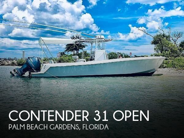 Used Power boats For Sale in Port St. Lucie, Florida by owner | 2004 Contender 31