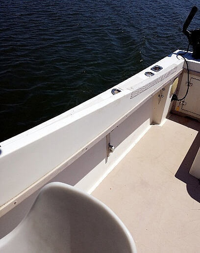 1993 Albemarle boat for sale, model of the boat is 24 & Image # 10 of 40