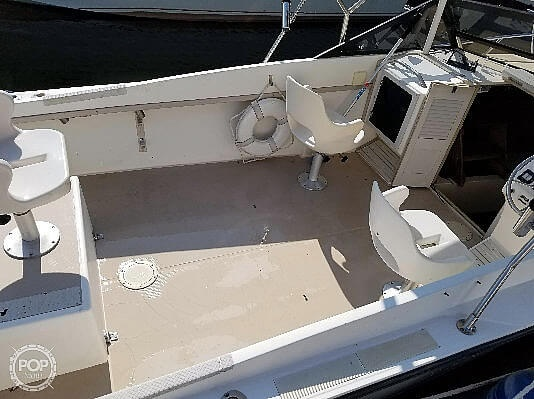 1993 Albemarle boat for sale, model of the boat is 24 & Image # 11 of 40