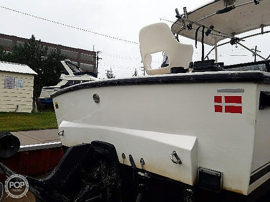 1993 Albemarle boat for sale, model of the boat is 24 & Image # 13 of 40