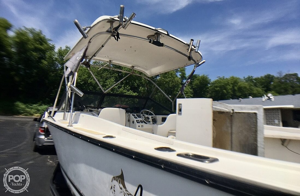 1993 Albemarle boat for sale, model of the boat is 24 & Image # 19 of 40