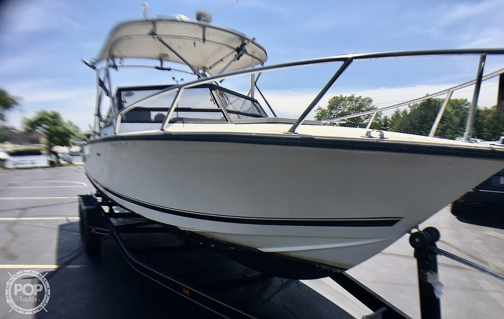 1993 Albemarle boat for sale, model of the boat is 24 & Image # 22 of 40
