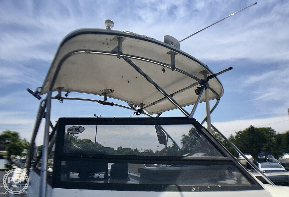 1993 Albemarle boat for sale, model of the boat is 24 & Image # 23 of 40