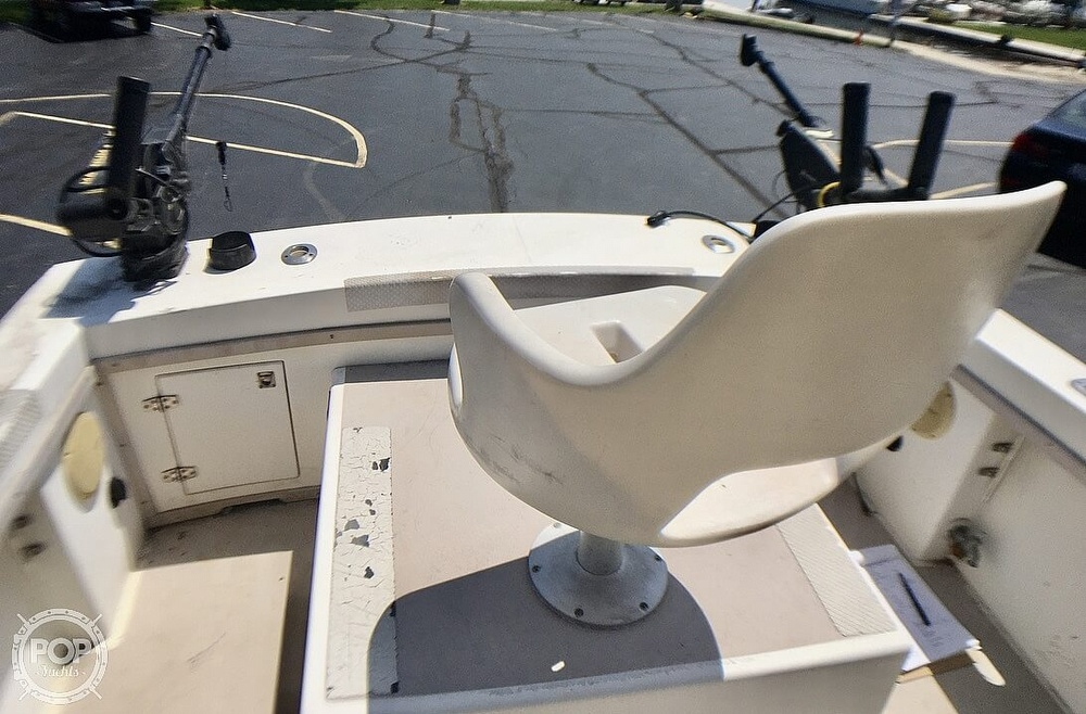 1993 Albemarle boat for sale, model of the boat is 24 & Image # 6 of 40