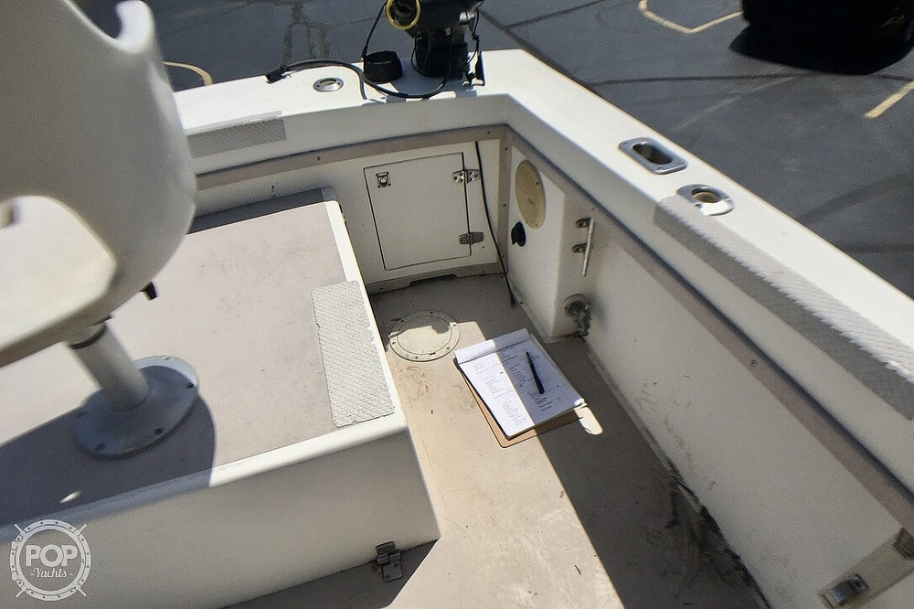 1993 Albemarle boat for sale, model of the boat is 24 & Image # 30 of 40