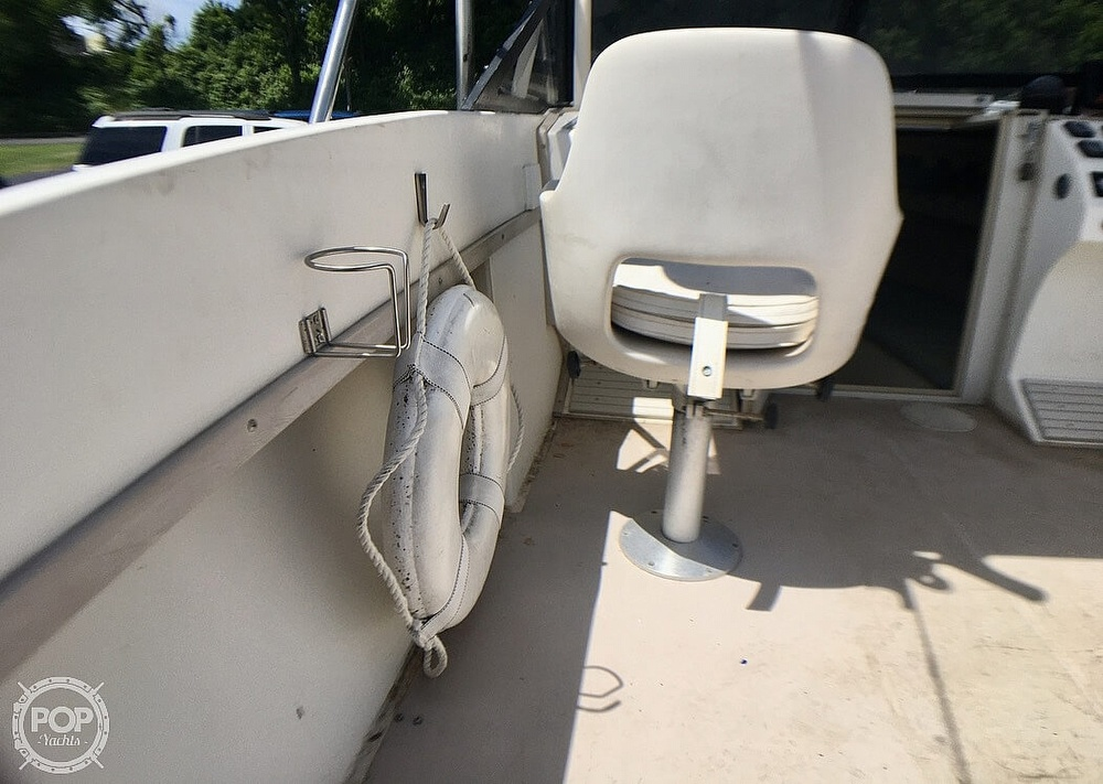 1993 Albemarle boat for sale, model of the boat is 24 & Image # 32 of 40