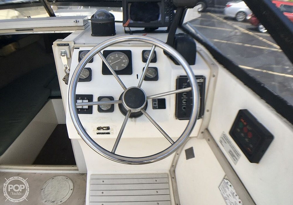 1993 Albemarle boat for sale, model of the boat is 24 & Image # 4 of 40