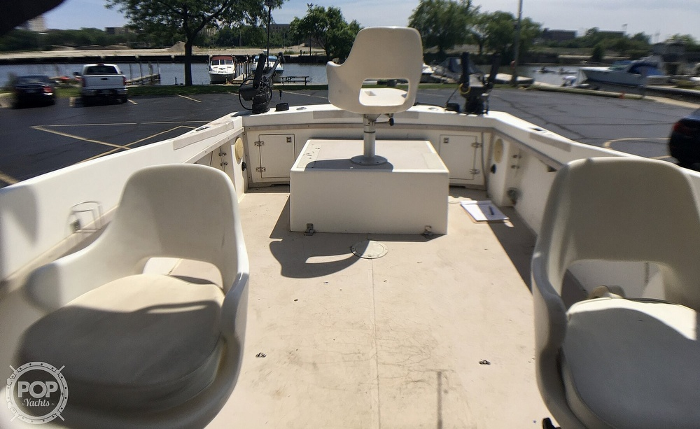 1993 Albemarle boat for sale, model of the boat is 24 & Image # 27 of 40