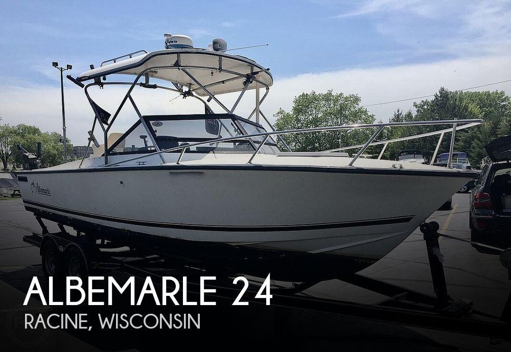 1993 ALBEMARLE 24 for sale