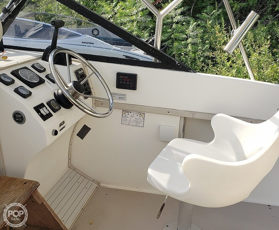 1993 Albemarle boat for sale, model of the boat is 24 & Image # 2 of 40