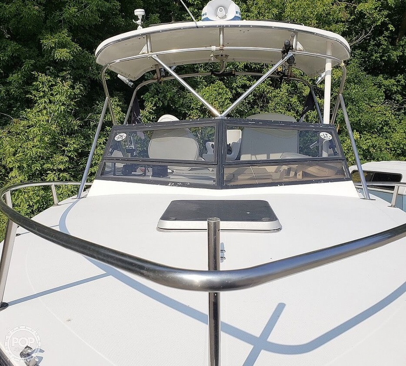 1993 Albemarle boat for sale, model of the boat is 24 & Image # 3 of 40