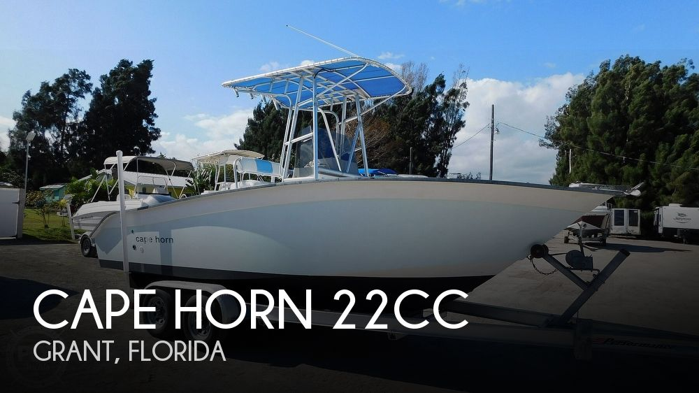 Used CAPE HORN Boats For Sale by owner | 2002 Cape Horn 22