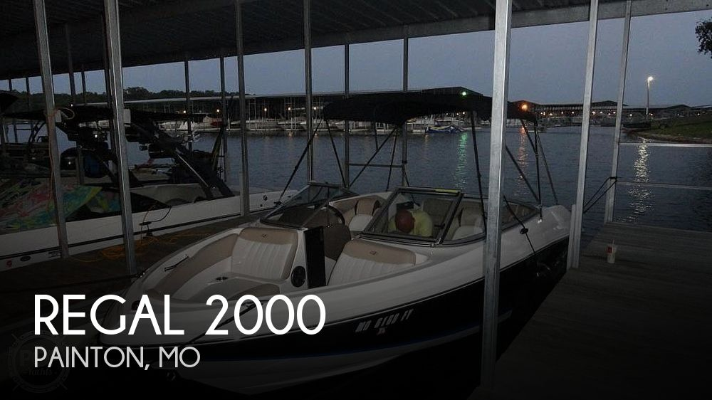 Used Regal 2000 Boats For Sale by owner | 2013 Regal 2000