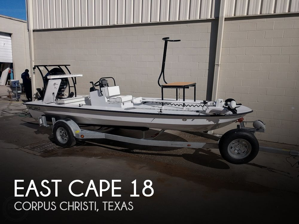 Used East Cape Boats For Sale by owner | 2018 18 foot East Cape East Cape
