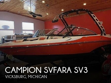 Used Campion  Boats For Sale by owner | 2017 Campion SVFARA SV3