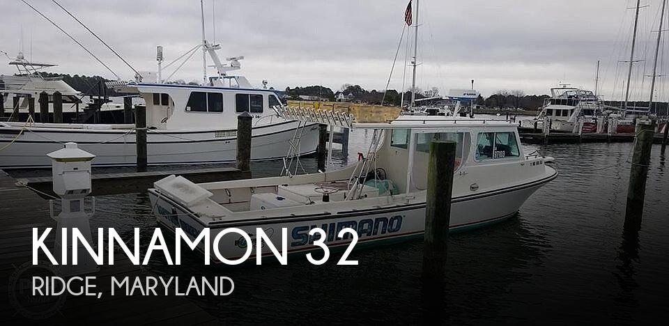 Used Kinnamon Boats For Sale by owner | 1999 Kinnamon Baybuilt 32