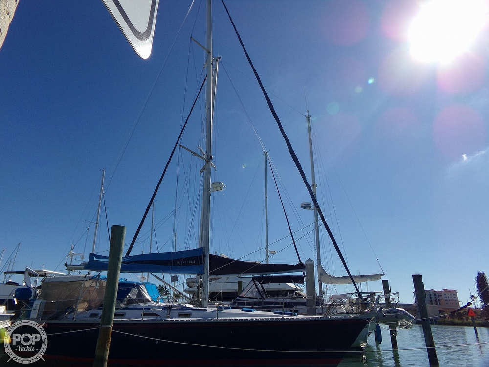 1984 Hunter boat for sale, model of the boat is 40 & Image # 16 of 40