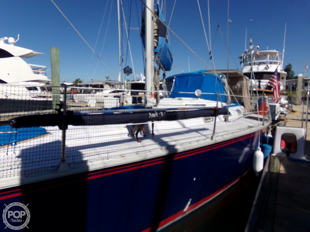1984 Hunter boat for sale, model of the boat is 40 & Image # 3 of 40