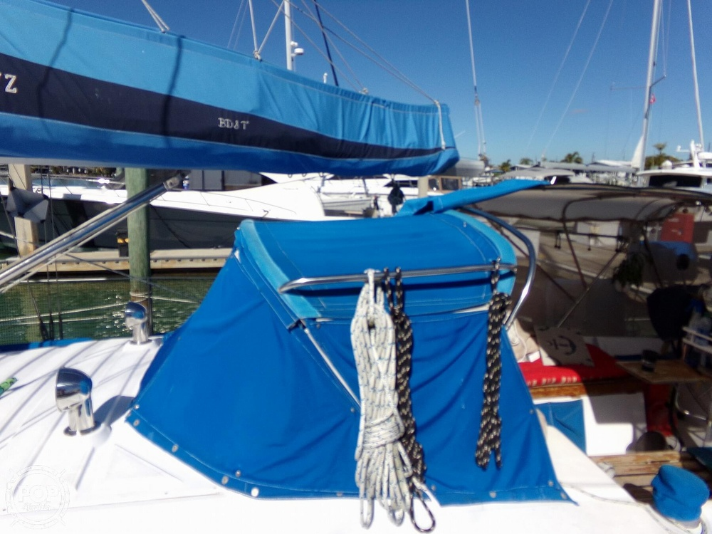 1984 Hunter boat for sale, model of the boat is 40 & Image # 34 of 40