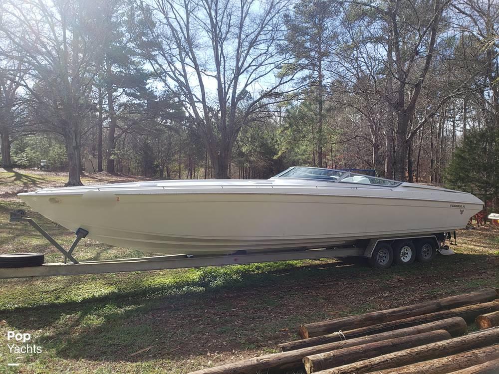 1991 Formula boat for sale, model of the boat is F-419 SR-1 & Image # 18 of 40