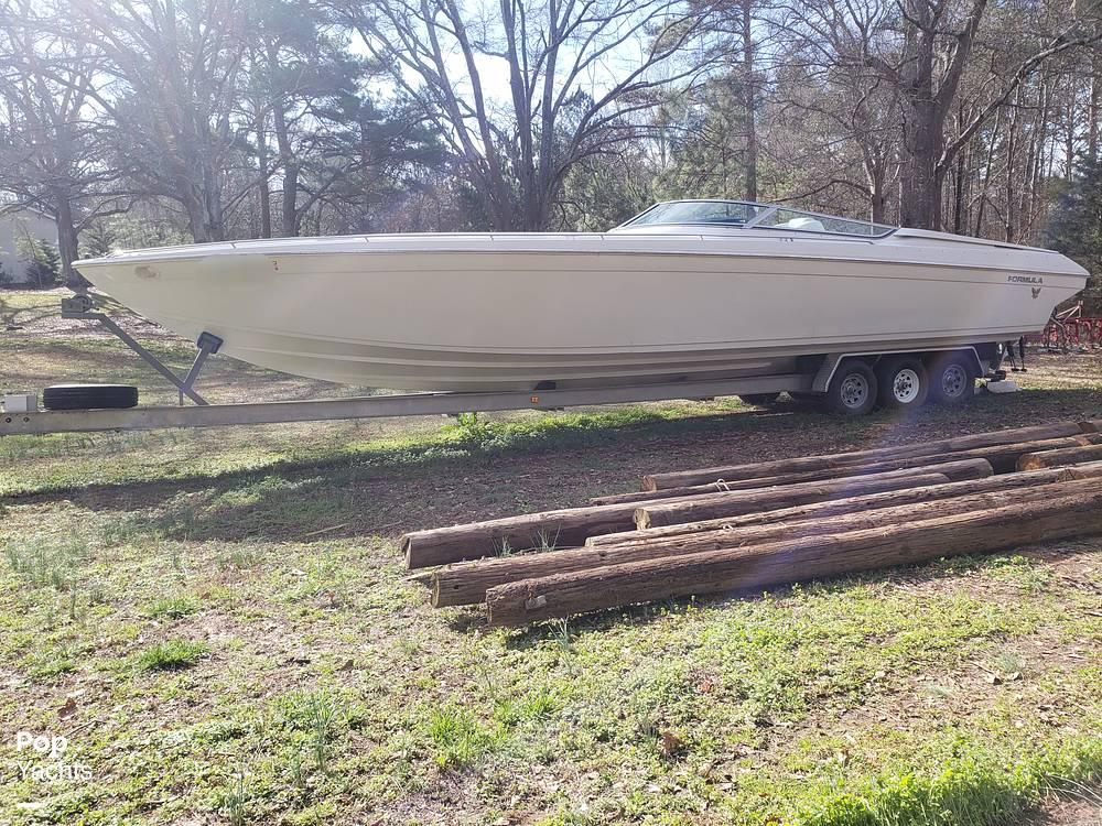 1991 Formula boat for sale, model of the boat is F-419 SR-1 & Image # 17 of 40