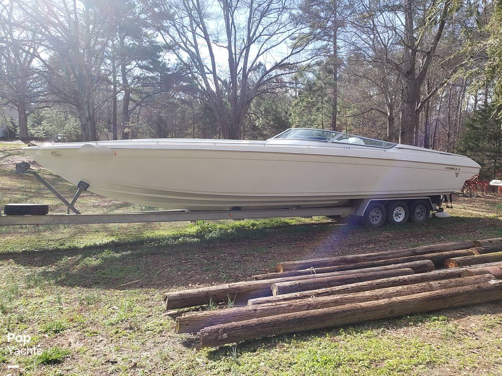 1991 Formula boat for sale, model of the boat is F-419 SR-1 & Image # 16 of 40