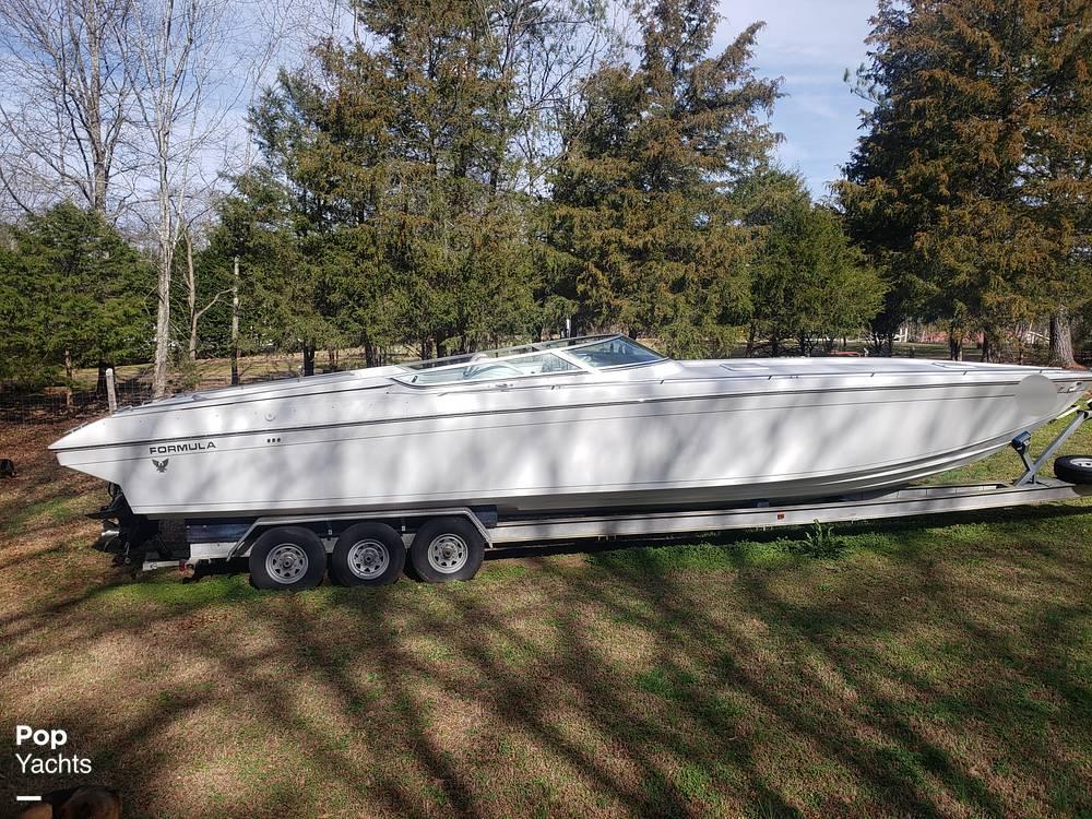 1991 Formula boat for sale, model of the boat is F-419 SR-1 & Image # 15 of 40