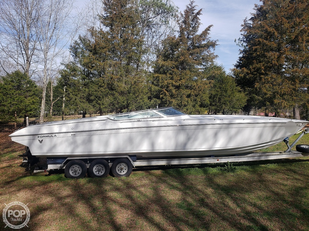 1991 Formula boat for sale, model of the boat is F-419 SR-1 & Image # 14 of 40