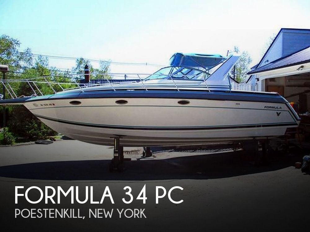 Used Boats For Sale in Springfield, Massachusetts by owner | 1991 Formula 34
