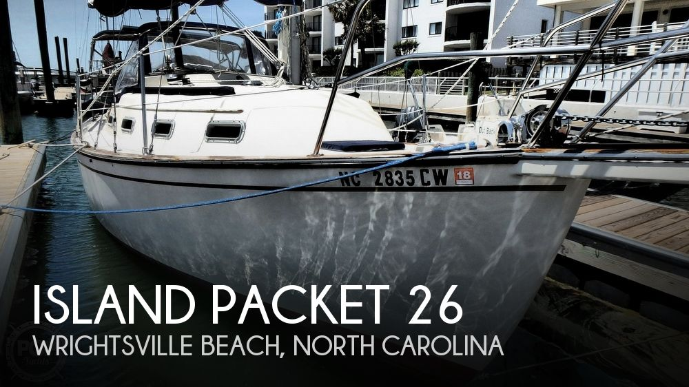 Used Sailboats For Sale in North Carolina by owner | 1985 Island Packet 26