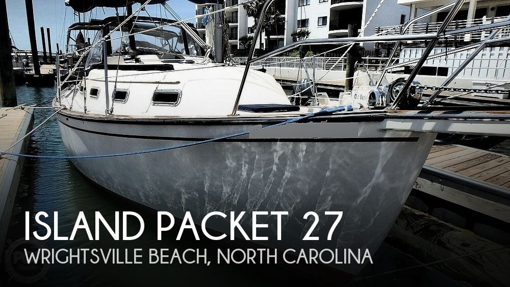 1985 ISLAND PACKET 26 MK LL for sale