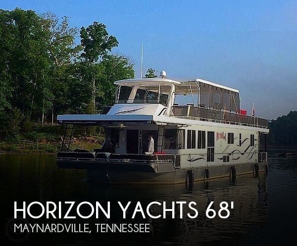 Used Boats For Sale in Knoxville, Tennessee by owner | 2009 Horizon Yachts 18X68 Widebody